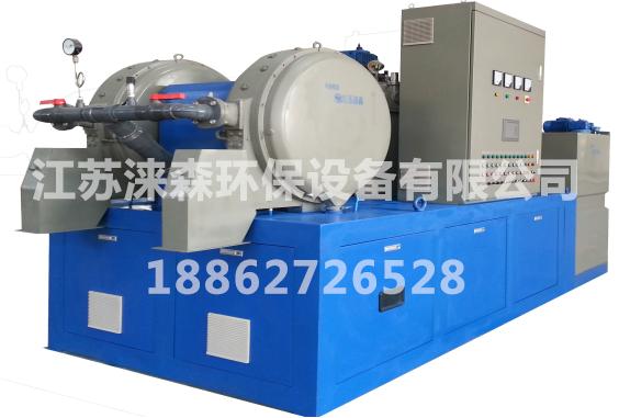 北京蜗形挤压脱水机系统