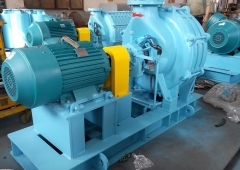 C multistage centrifugal blower